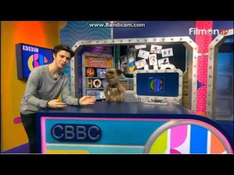 CBBC Channel Closedown - 15/03/2016
