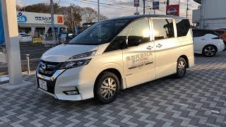 Review Of The All New e-Power Nissan Serena
