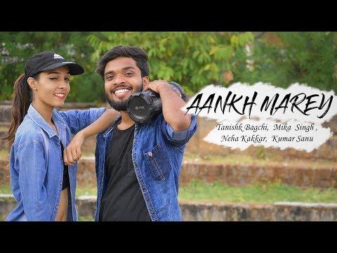 Aankh Marey Dance | Simmba | Tanishk Bagchi , Mika Singh, Neha Kakkar & Kumar Sanu