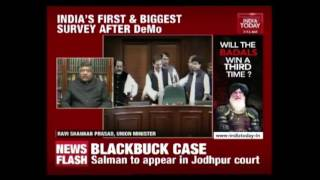 India Today Opinion Poll Predicts 360 Seats For NDA If General Elections Were Held