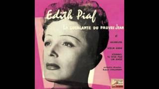 La Goualante Du Pauvre Jean - Edith Piaf (Vintage Version)