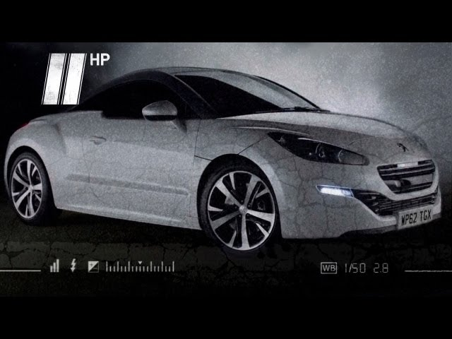 """Peugeot RCZ """"Две Лошадиные Силы"""""""