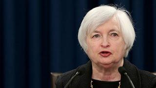 Why Yellen Focused on International Economics