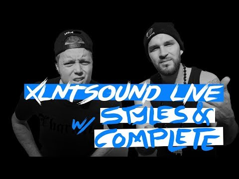 XLNTSOUND Interview with Styles&Complete