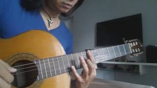 NGÀY HÔM QUA - Bức Tường - Guitarist Trần Tuấn Hùng