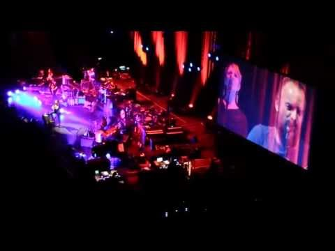 Sting - America ( Simon & Garfunkel cover ). Manchester 13/04/15