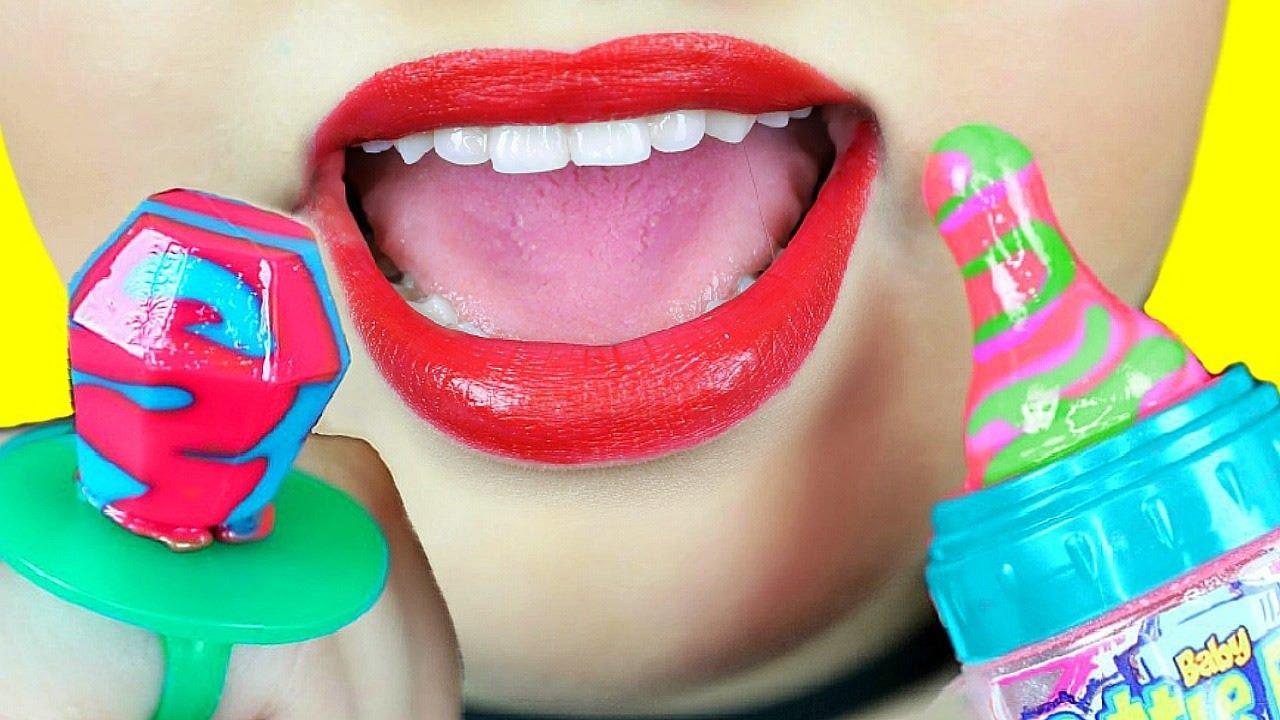 Crayon Rings 7 Makeup Diys Using Candy Turn Candy Into Makeup Ring Pop