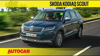 Skoda Kodiaq Scout Review | First Drive | Autocar India