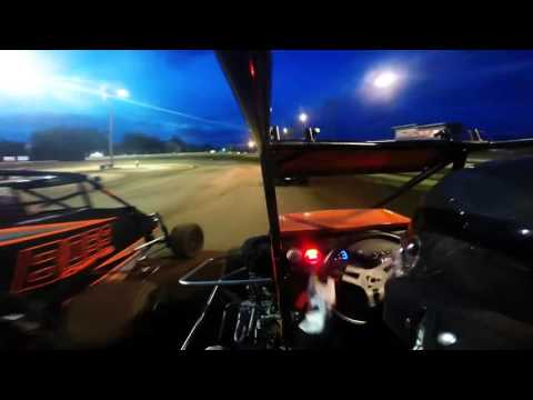 Southern Illinois Raceway | Outlaw Non-Wing Dash | May 23rd, 2015 | Collin Wece