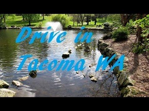 Driving Around Tacoma WA