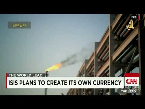 ISLAMIC STATE Announces New Currency