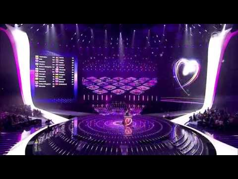 ESC - Eurovision Song Contest Final 2011 Düsseldorf