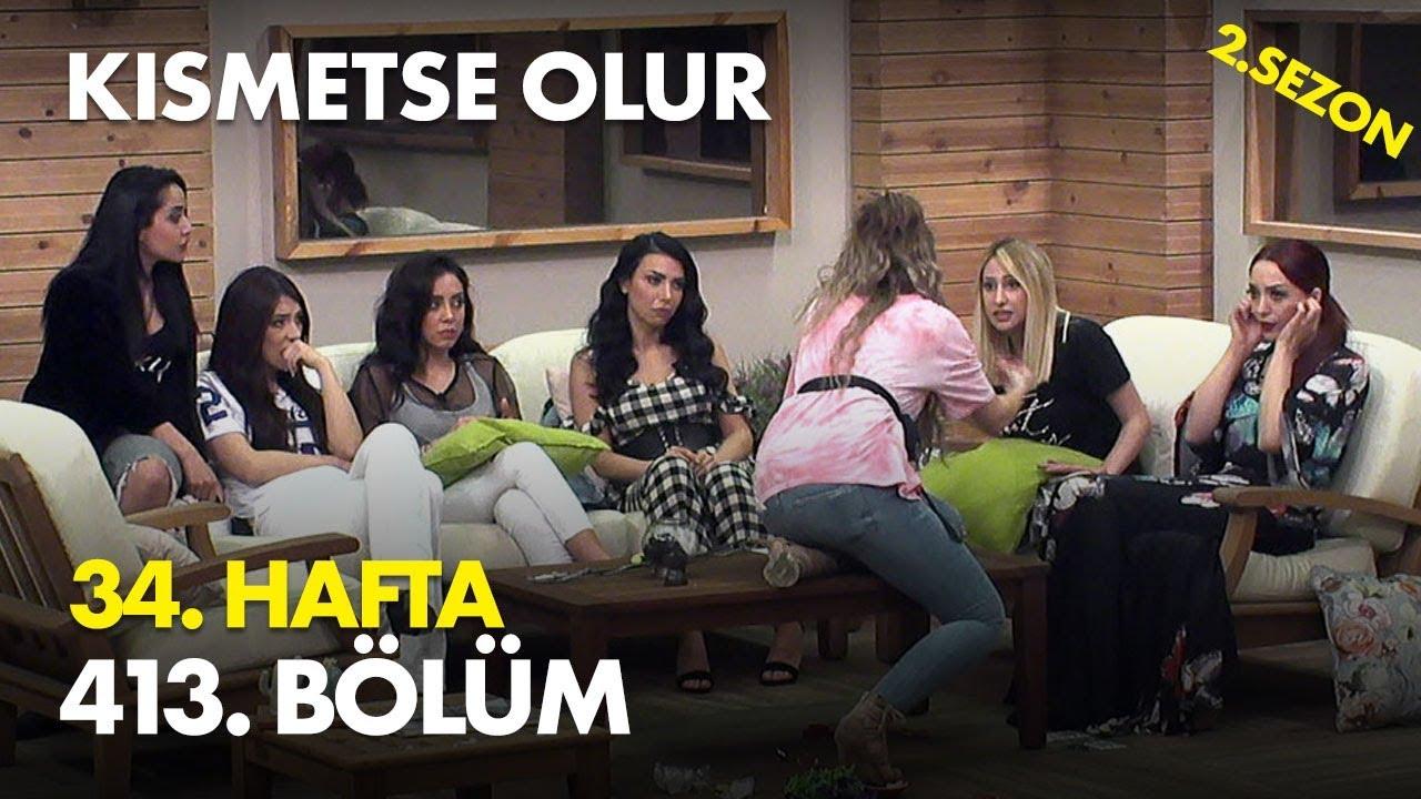 Kısmetse Olur - Gamze'nin Melis ve Pınar'la kavgası ihtar aldırdı!