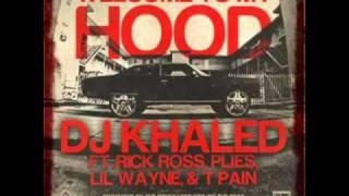Dj Khaled - Welcome To My Hood Ft Rick Ross, Plies, Lil Wayn.+lyrics