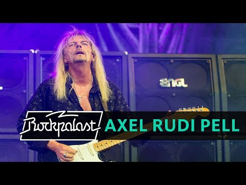Axel Rudi Pell live | Rockpalast | 2018