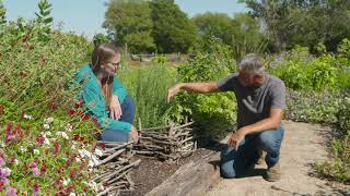 Building Beds and Using Containers for Growing Vegetables