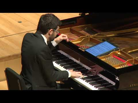 Roman Rabinovich: Michael Brown Surfaces (Royal Welsh College of Music and Drama)