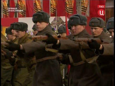 Russian Honor Parade, 7 November 2010 Парад 7 Ноября