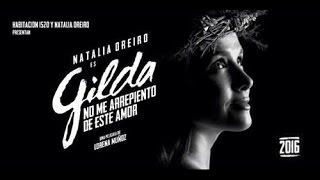 Video: Trailer de la Película Gilda, No me arrepiento de este amor