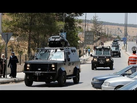 Jordan Says 'Terrorists' Attack Intelligence Office