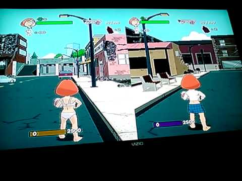Family guy lois griffin quest for fur
