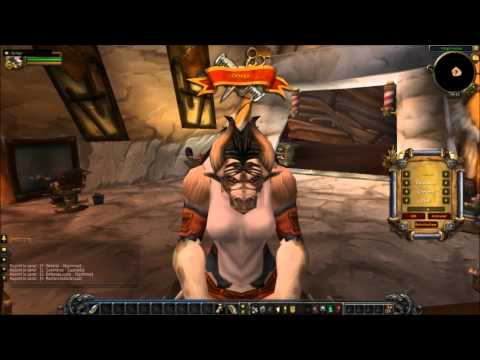 Horde haircuts Ptr 4.2
