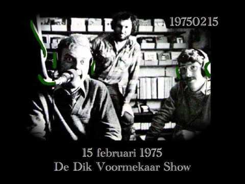 De Dik Voormekaar Show - 15 februari 1975