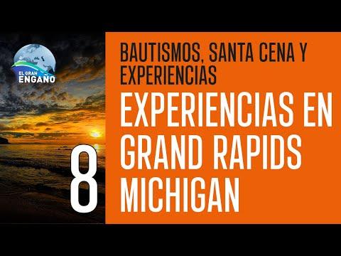 """""""Experiencias en Grand Rapids (Michigan)"""""""