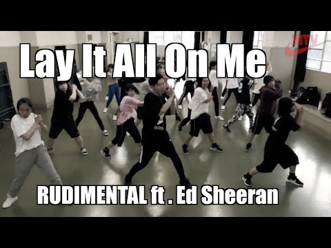 KITV 第19話 〜♪ Lay It All On Me / RUDIMENTAL Ft. ED Sheeran〜メイキング付き From KDC