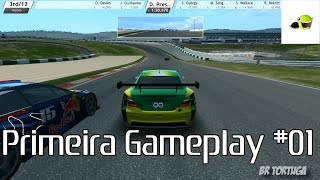 RaceRoom Racing Experience - Primeira Gameplay! #01 Jogo grátis Steam