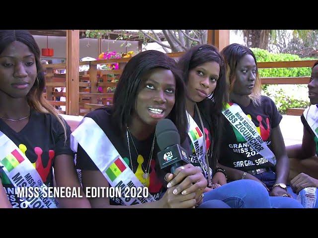 Miss SENEGAL 2020 ( Coulisses 2 )