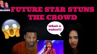 Baixar Angelica Hale: 9-Year-Old Singer Stuns the Crowd With Her Powerful Voice| REACTION