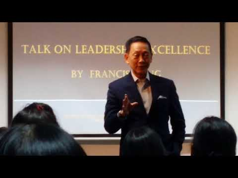 Francis Kong mentors Filipinos & Multicultural Australians on Excellent Leadership 2
