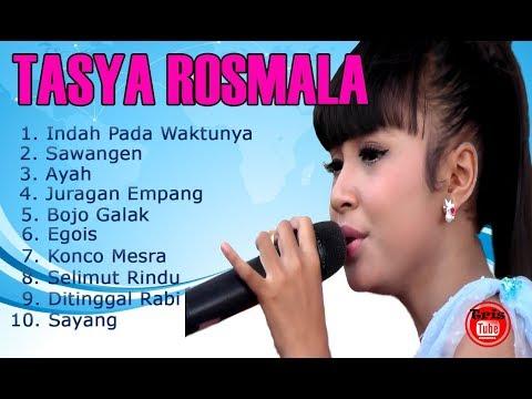 TASYA ROSMALA - INDAH PADA WAKTUNYA  # BEST ALBUM  TERBARU