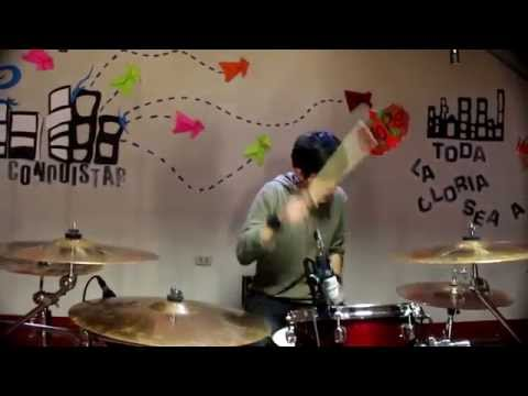 Planetshakers Lets go Drum Cover