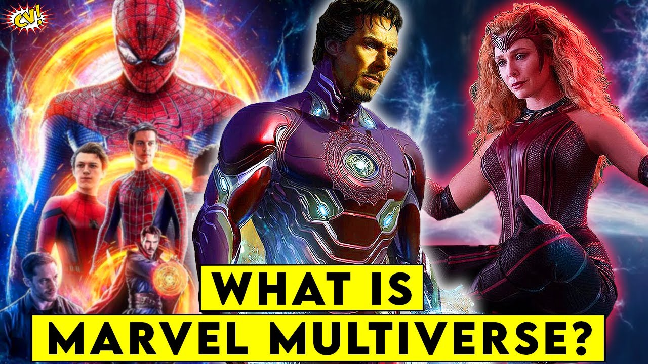 What is Marvel Multiverse || ComicVerse