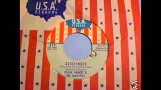 Oscar Hamod And The Majestics - Soul Finger (1967)