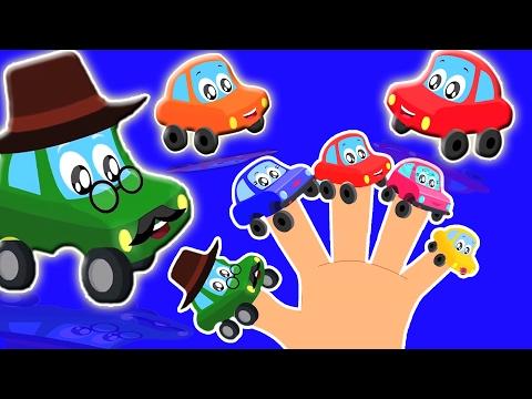 gia đình ngón tay | trẻ em Rhymes | trẻ em bài hát | Finger Family Song | Nursery Rhymes For Kids