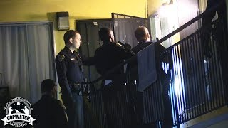 Copwatch | DV Check The Welfare Turned 5150 Eval. on Reporting Person