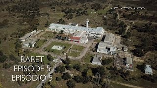 Abandoned Radio Station RARET from the Cold War period - Episode 5