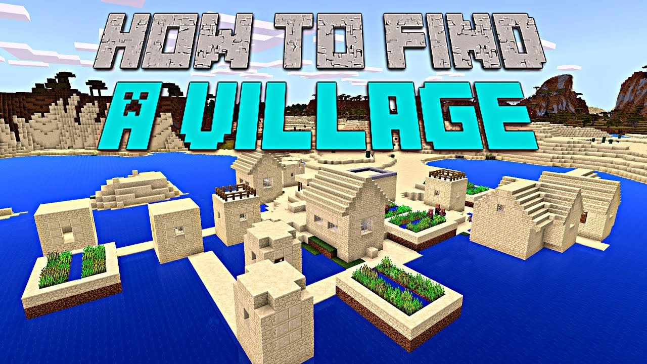How to find villagers in minecraft pe | All my villagers are gone