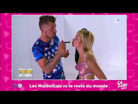 CARLA MOREAU SEXY ! TOP MOMENT SEXY CARLA LES MARSEILLAIS ! thumbnail