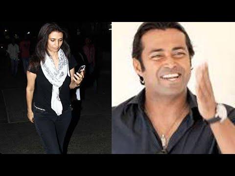 Leander Paes'ex Rhea Pillai wants Rs 1crore సున్నా చేర్చడం మర్చిపోయా: కోటి ఇప్పించండి!  Oneindia