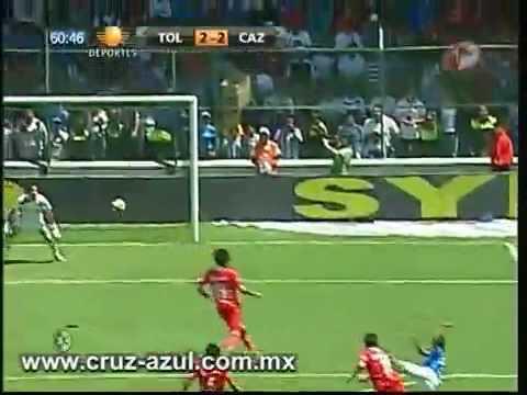Toluca Cruz Azul 2 - 3 Bicentenario 2010 Highlight...