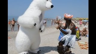 Песня про медведей -- Кавказская пленница (юмор) смех прикол