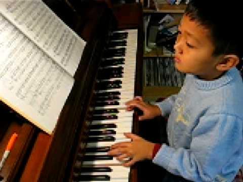 Edward playing piano 01
