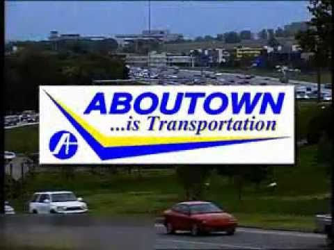 Airport Shuttle Toronto Windsor Aboutown Airbus Express