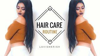 My Hair Care Routine | Hair loss, Growth, pH.. | Lavish Krish