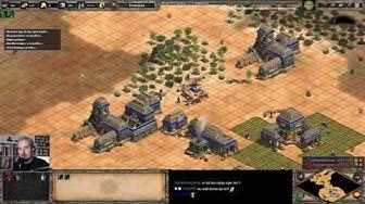 Solche Spiele hat man halt auch mal | Azteken vs. Franken | Arabia | 1v1