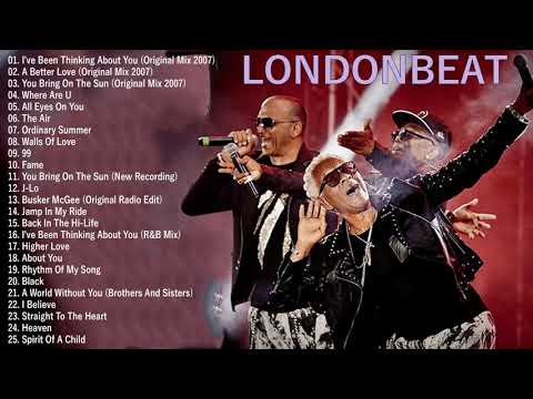 LONDONBEAT - 25 GREATEST HITS (Full album)